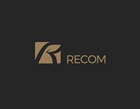 Recom | logo design