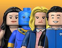 Lego Minifigures: Series 10