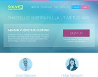 Solver-medical company website