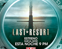 Last Resort - Season 1- México