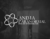 Anima Paranormal - materials for event