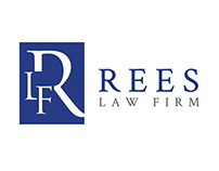 Rees Law Logo & Stationery