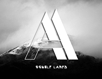 Typeface Design - Double Lanes Font