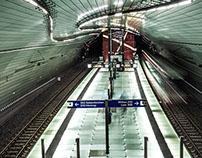 The Underground variations