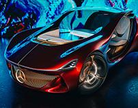 Mercedes-Benz Vision Duet — CGI & Retouching