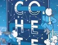 Cohete Poster