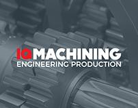 IQMachining [logo, branding]