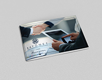 Bayonet Solutions Brochure Design