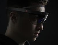 Microsoft HoloLens Air concept design