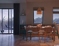 C. Apartment