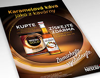 Nescafé GOLD Barista Promotion