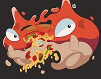 Pizza Krabby