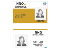 NNO Officer ID Design - Colombo Fashion Week 14