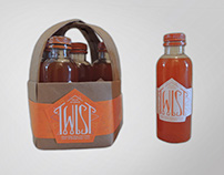 TWIST: Soda Packaging Design