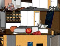 Mini casa ECO | Sustentável