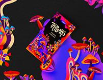 Tripbars Chocolate + Psilocybin | Embalagem