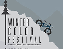 Winter Color Festival Promotionals