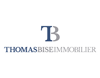 Thomas Bise Immobilier - Logotype - Corporate Identity