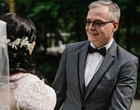 Sarah and Ron - Wedding Photography
