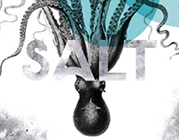 Salt - a free font by Masha Chuprova