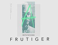 Adrian Frutiger Digital Publication