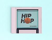 CD - Hip Hop O'Clock