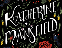 Katherine Mansfield New Zealand Stories Book Cover