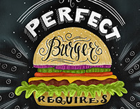 The Perfect Burger - From A Ladies Perspective.