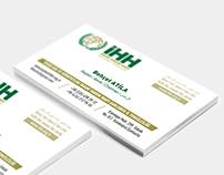 İHH Kartvizit - IHH Humanitarian Relief Foundation