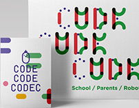 Code Code Codec — Identité 2015