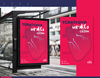 City format, Street poster | Vias medical group