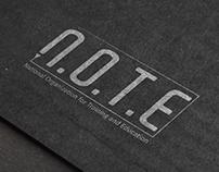 N.O.T.E corporate identity
