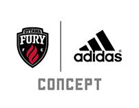 Ottawa Fury FC & Adidas concept