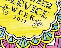 QuantumDigital's Customer Service Week 2017