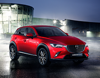 All New Mazda CX-3 / Expand Your Freedom