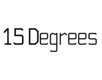Tipografia 15 Degrees
