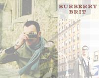 BURBERRY BRIT | Brand Revamp Study