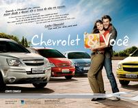 GM Motors 'Chevrolet & Você' Campaign