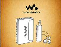 Evolution and Timeline for Sony's Walkman