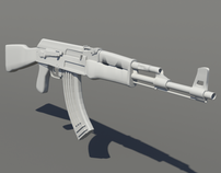 My first AK 47