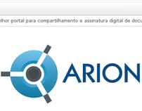 Arion - Ferramentas usadas: Eclipse IDE (Java), JQuery