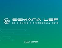 Semana USP de Ciência e Tecnologia | 2016