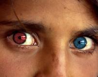 Nueva Nintendo 3DS. Famous Eyes.