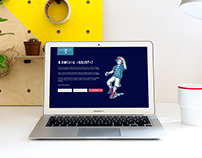 Webdesign de recurso educativo