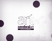 Logo design, identity & branding manual - CerebralArt