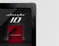 Alinghi- iPad App