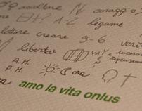 Amo la Vita ONLUS Restyling Project