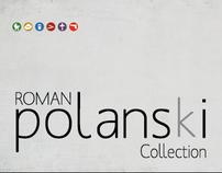 Box de DVD's Polanski.