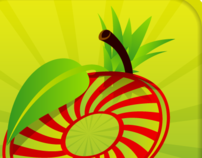 Fruit-O-Rama - iPad puzzle game