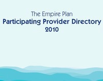 2010 Participating Provider Directory Cover Concept